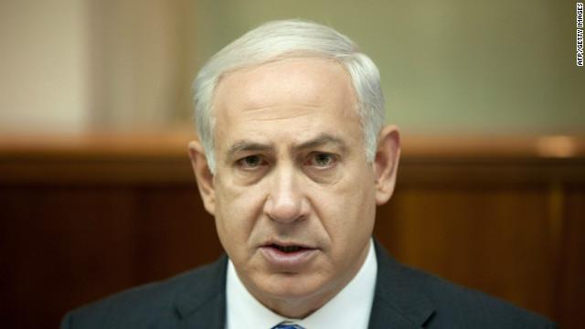 La oficina del primer ministro israelí, Benjamin Netanyahu, explicó el movimiento