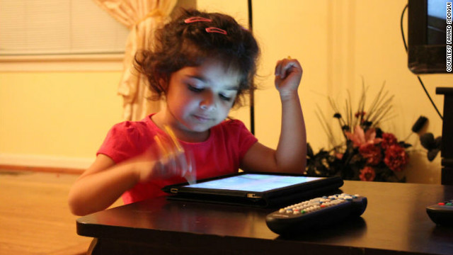La iPad ayuda a los niños con autismo a comunicarse con los demás