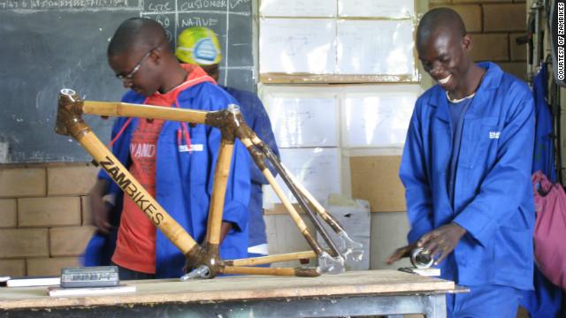 kesempatan untuk peningkatan ekonomi di zambia