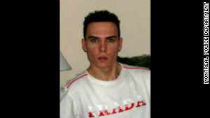 Rocco Luka Magnotta, 29, is a suspect in the discovery of a man's torso in Montreal.