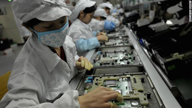 Las autoridades de China investigan la muerte de un empleado de Foxconn    CNN