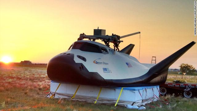 """""""Dream Chaser"""", ¿la nave espacial que sustituirá a los transbordadores?"""