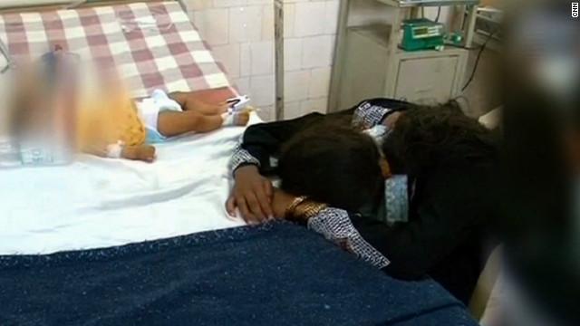 """Un hombre en India mata a golpes a su bebé """"por ser niña"""""""