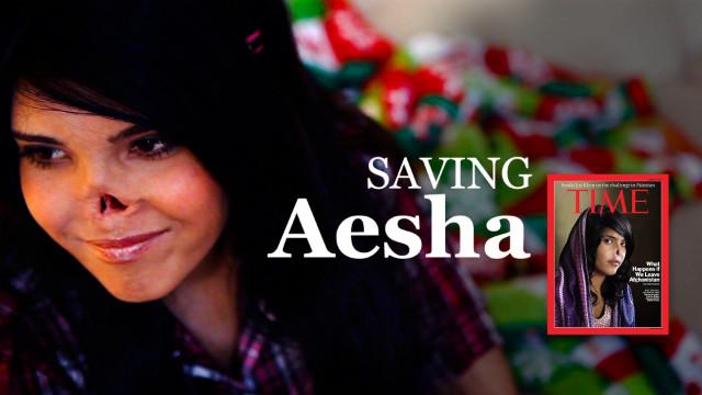 Em maio, a CNN publicou uma reportagem exclusiva documentar jornada complicada Aesha de.