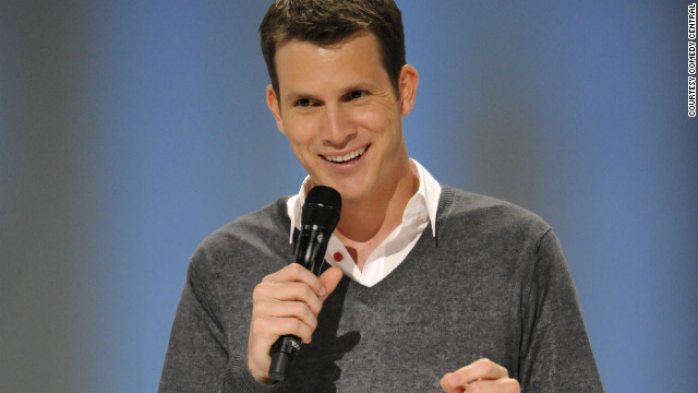 Daniel Tosh, seen here performing during his Comedy Central series