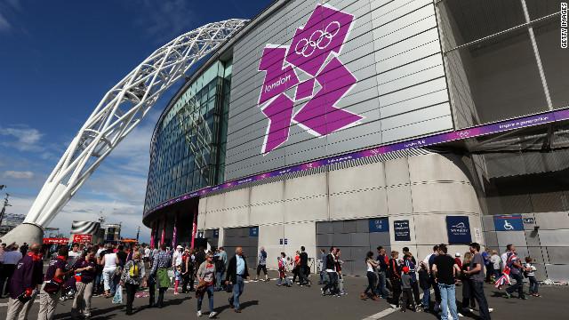 La policía de Londres pierde las llaves del estadio olímpico de Wembley