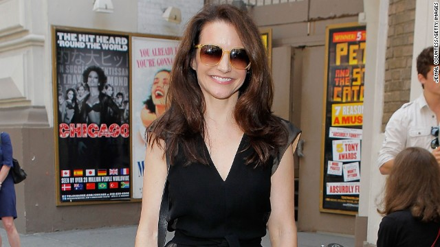 """Sex and the City"" actress Kristin Davis told Health magazine in 2008 that unlike her cocktail loving character Charlotte York, <a href='http://www.nydailynews.com/entertainment/gossip/sex-city-star-kristin-davis-recovering-alcoholic-article-1.330972' target='_blank'>she is a recovering alcoholic. </a>The 48-year-old admitted that she was drinking so much, she didn't think she'd <a href='http://www.marieclaire.co.uk/news/celebrity/257986/kristin-davis-s-alcohol-battle.html' target='_blank'>live past 30</a>."