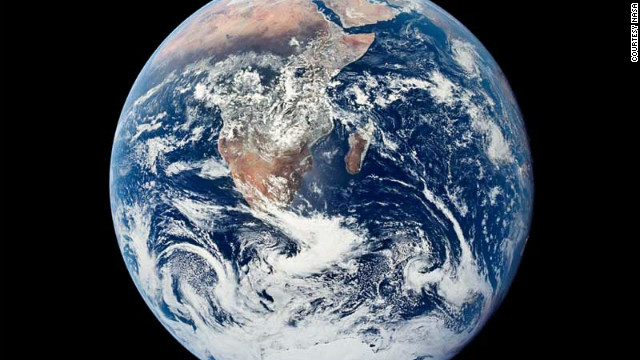 Earth Day has been celebrated since 1970.