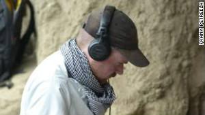Documentary-maker Brent Huffman