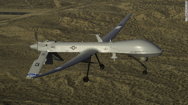 Photos: Military drones