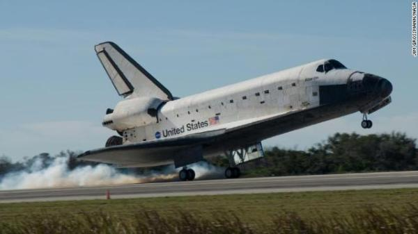 Atlantis: The final space shuttle to enter retirement ...