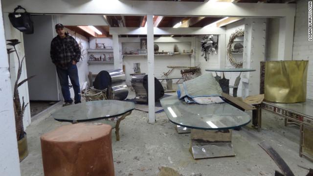 Sandy floods New York art galleries