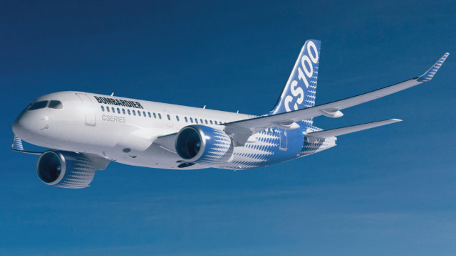 Bombardier's CS100 is expected to begin service in 2014. It follows aircraft design trends toward lighter materials and more efficient engines which allow significant fuel savings. Click through this gallery to see conceptual designs for fuel-saving planes of the future.