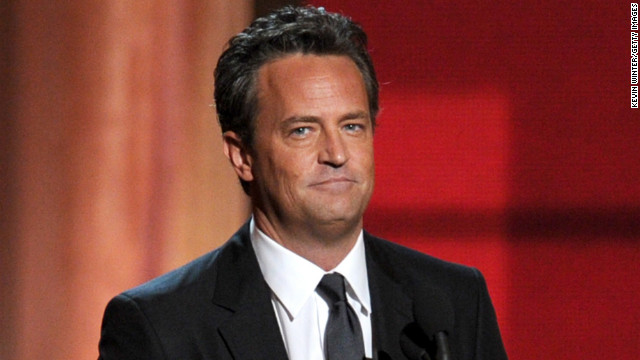 "Matthew Perry <a href='http://www.people.com/people/article/0,,20489277,00.html' target='_blank'>has previously struggled </a>with an addiction to prescription drugs and alcohol and recently landed on the cover of People magazine<a href='http://marquee.blogs.cnn.com/2013/07/03/matthew-perrys-road-to-sobriety/'> to discuss his road to sobriety.</a> While he was on ""Friends,"" he said, ""it would seem like I had it all. It was actually a very lonely time for me because I was suffering from alcoholism."""