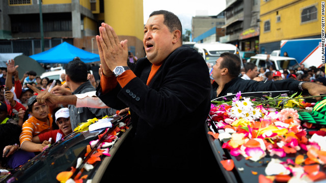 "Hugo Chavez, the polarizing president of Venezuela who cast himself as a ""21st century socialist"" and foe of the United States, died March 5, said Vice President Nicolas Maduro."