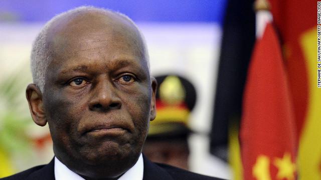 Africa's first female billionaire is the daughter of Angolan president Jose Eduardo Dos Santos.