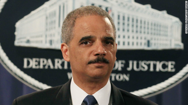 Holder runs into roadblocks on off-the-record meetings on leaks