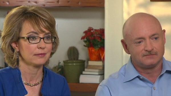 Gabby and Mark: The new 'Bradys' of gun control - CNN.com
