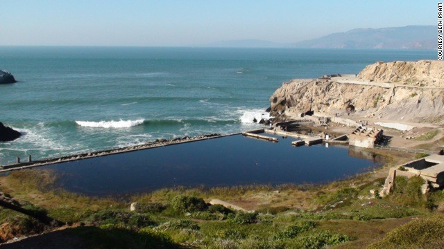 For wildlife, more than 200 species of resident and migratory birds have been sighted at Lands End, where a lovely trail will take you to Sutro Bath.