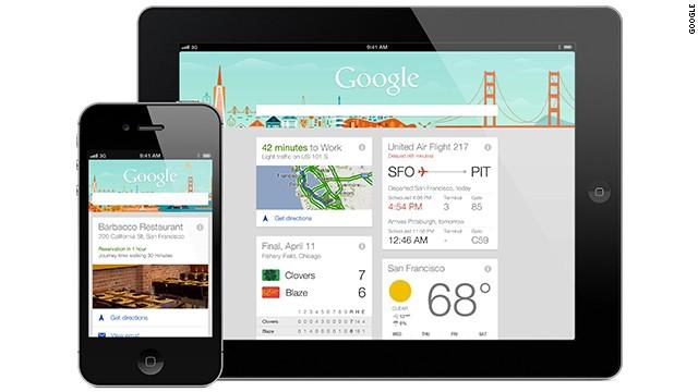 ¿Siri tiene competencia? La predicción de Google Now llega al iPhone