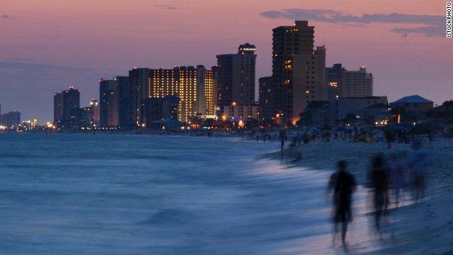 51. Panama City Beach, Florida, United States