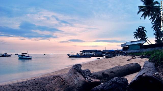 63. Pulau Derawan, Indonesia