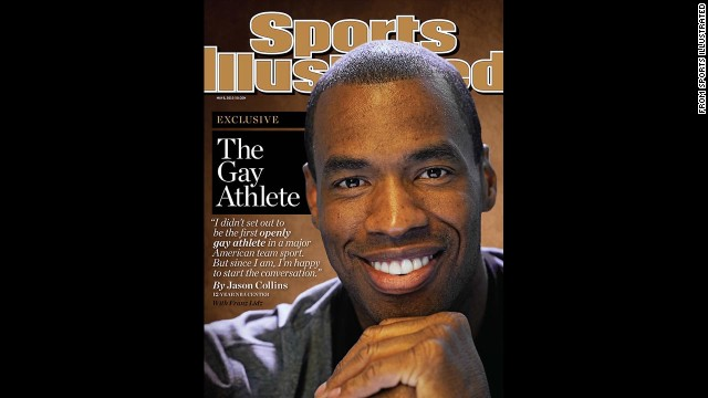 Sports Illustrated's May 6, 2013, cover.