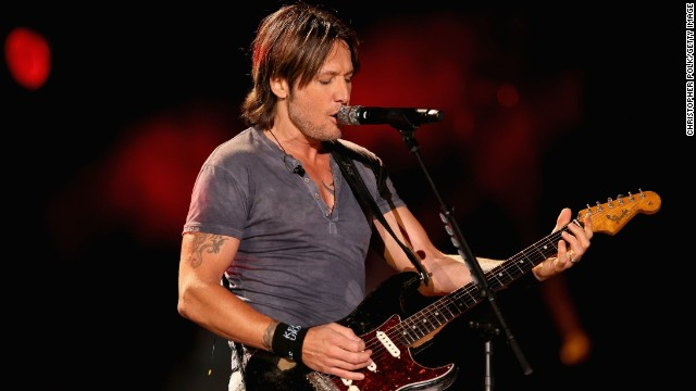 """Country star and """"American Idol"""" judge Keith Urban <a href='http://www.oprah.com/oprahshow/Country-Superstar-Keith-Urban-Opens-Up-for-the-First-Time/1' target='_blank'>told Oprah in 2010</a> that his wife Nicole Kidman and several close friends staged an intervention to help him overcome his addiction to cocaine and alcohol."""