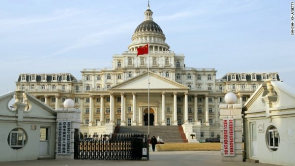 Chinese ban government building projects to curb ...