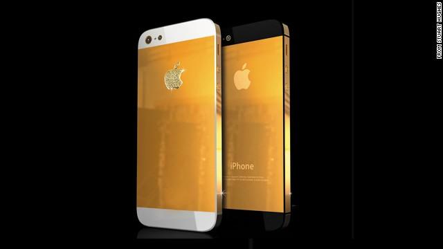 Por qué el próximo iPhone podría ser color oro