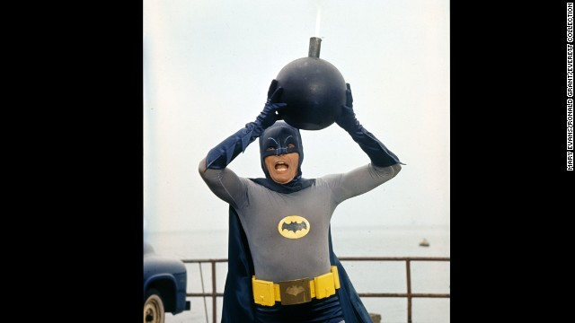 """Holy smokes, Batman!"" Adam West might be the best-known of the Batmen. His campy, over-the-top portrayal of the Worlds Greatest Detective led to the popularity of the 1966 to 1968 Batman television series and the first full-length feature film, ""Batman: The Movie"" in 1966. Later West would voice the character in ""The New Adventures of Batman"" and ""Super Friends."" Click through to see other actors who have played the Caped Crusader of Gotham City."