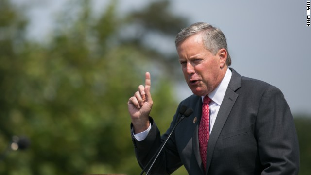 "Rep. Mark Meadows, R-North Carolina -- The architect. During Congress' August recess, the tea party-backed freshman wrote to Republican leaders suggesting that they tie dismantling Obamacare to the funding bill. Though initially rejected by GOP leadership, 79 of Meadows' House colleagues signed on to the letter, which quoted James Madison writing in the Federalist Papers, ""the power over the purse may, in fact, be regarded as the most complete and effectual weapon ... for obtaining a redress of every grievance."""
