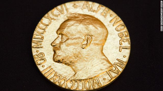 Photos: Nobel Peace Prize winners