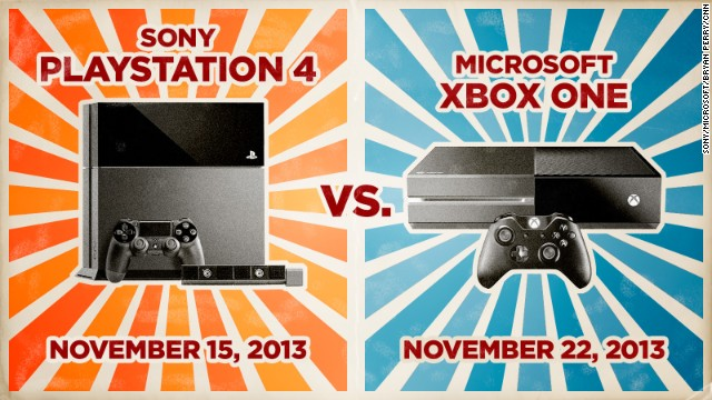 Based on early sales numbers, Sony may have won the first round in the battle between these dueling game consoles.