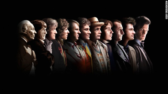 "On November 23, 1963, ""Doctor Who"" was first broadcast on the BBC. Today, it remains a cult favorite among science-fiction fans young and old. Click through the gallery to see the 11 men who have played the title character -- and who will play him next."