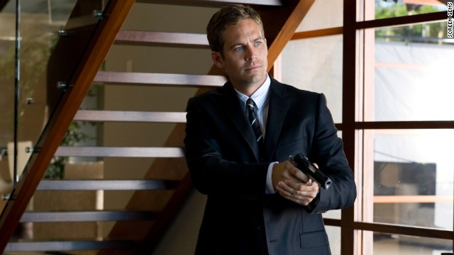 """The actor appears as part of a band of thieves in the movie """"Takers."""""""