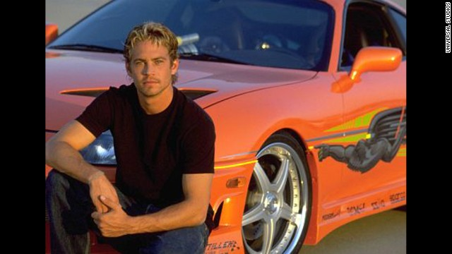 """Walker appears in """"The Fast and The Furious,"""" the first movie in the franchise."""