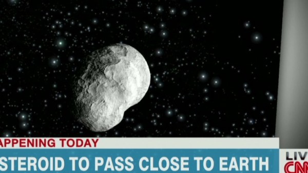Asteroid to pass close to Earth - CNN.com Video