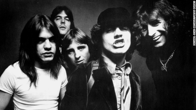 Photos: Aussie rock legends AC/DC