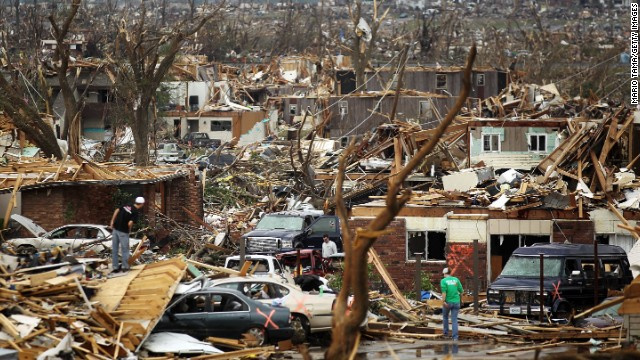 Image result for 22 tornadoes rip through the Midwest; 3 people killed