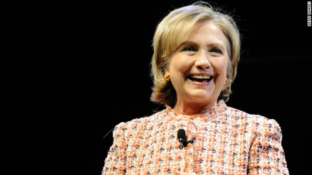 Hillary Clinton to stop in Austin, San Francisco for book tour