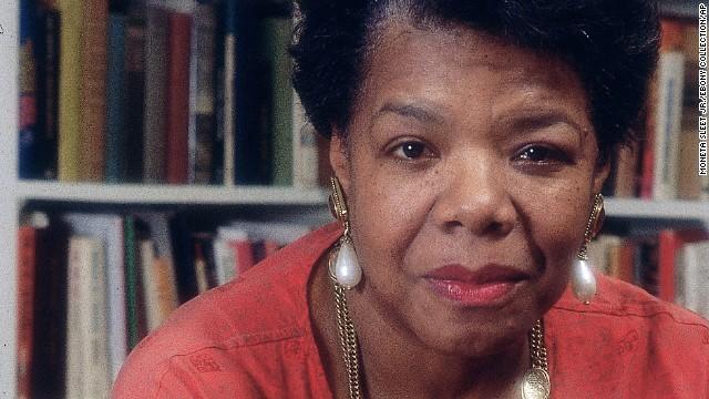 Maya Angelou: Poet, novelist and actress