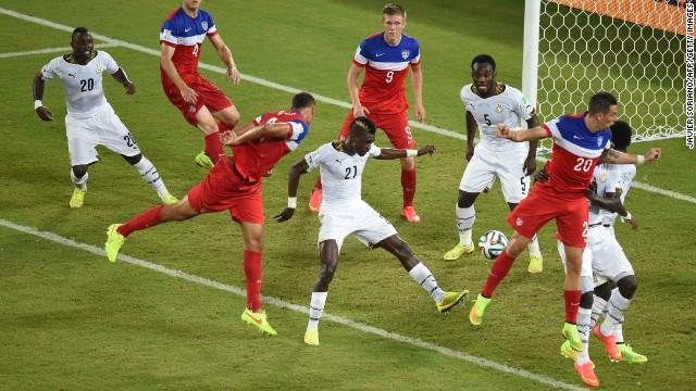 John Brooks is a new American soccer hero from Germany - CNN.com
