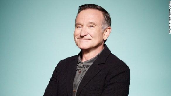 Comedic actor Robin Williams dies