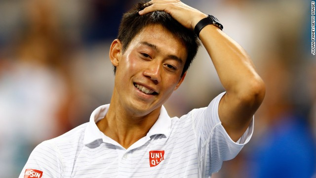 Image result for kei nishikori