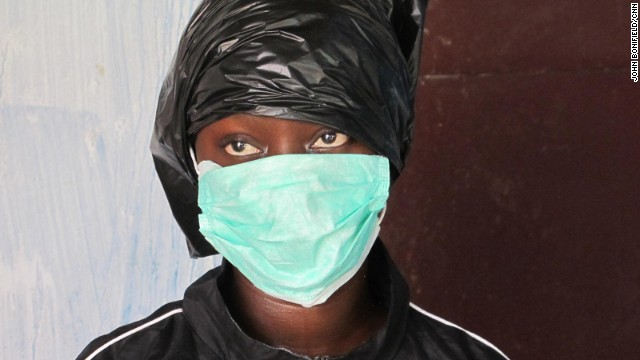 Fatu Kekula has cared for four of her family members with Ebola, keeping three alive without infecting herself.