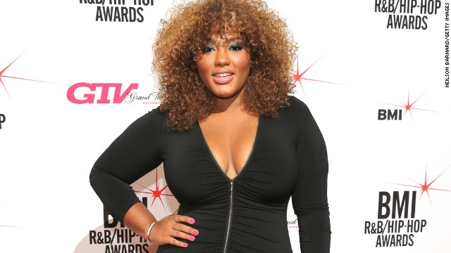 """Singer and model <a href='http://www.cnn.com/2014/10/19/showbiz/joanne-borgella-death/index.html'>Joanne Borgella</a>, an """"American Idol"""" contestant in 2008, died on Saturday, October 18, at age 32 after a battle with cancer, according to her family."""