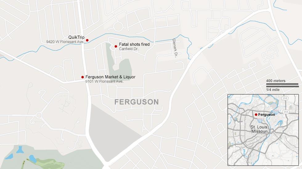 Ferguson Post
