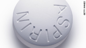 An aspirin a day may not be necessary for everyone's heart health