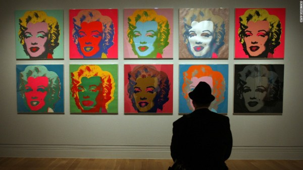 Andy Warhol's Pop art legacy